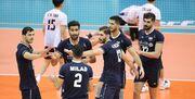 ببینید| خلاصه والیبال ایران ۳-۰ ژاپن