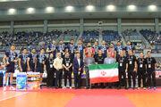 ایران ۳ - ژاپن ۰/ قهرمانی ایران در نبردی انتقامی