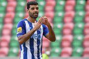 نمره خوب برای ستاره ایرانی در هفته ششم لیگ پرتغال