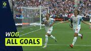 ویدیو| گل های هفته ششم لیگ یک فرانسه فصل ۲۰۲۱/۲۲