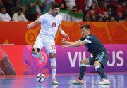 ایران ۱ - آرژانتین ۲/ شکست از مدافع قهرمانی و صعود بهعنوان تیم دوم