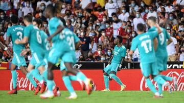ویدیو  خلاصه بازی والنسیا ۱-۲ رئال مادرید