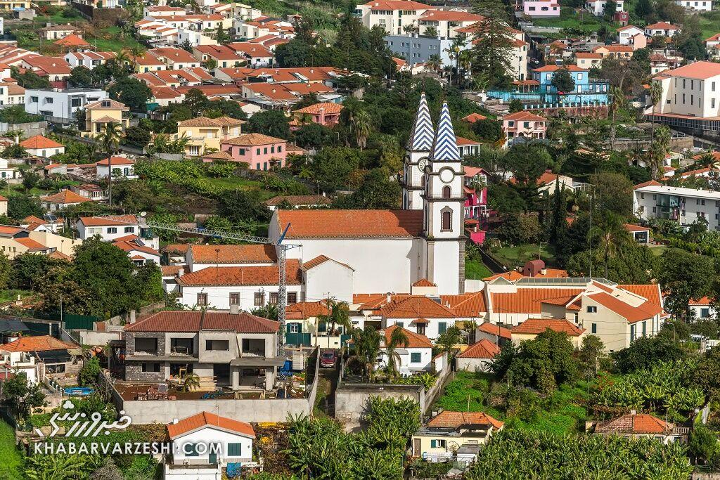 خانههای رونالدو (مادیرا - خانه بچگی)