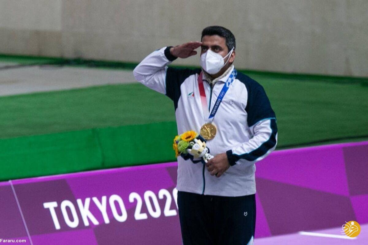 ببینید  هدیه متفاوتی که طلایی المپیک از رهبر انقلاب گرفت