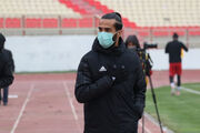 کاپیتان سابق تیم ملی ایران در تمرین تیم محبوب شمالی