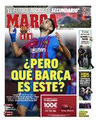 روزنامه مارکا| این بارسلونا چیست؟