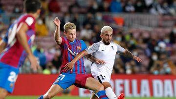 ویدیو  خلاصه بازی بارسلونا ۱-۱ گرانادا