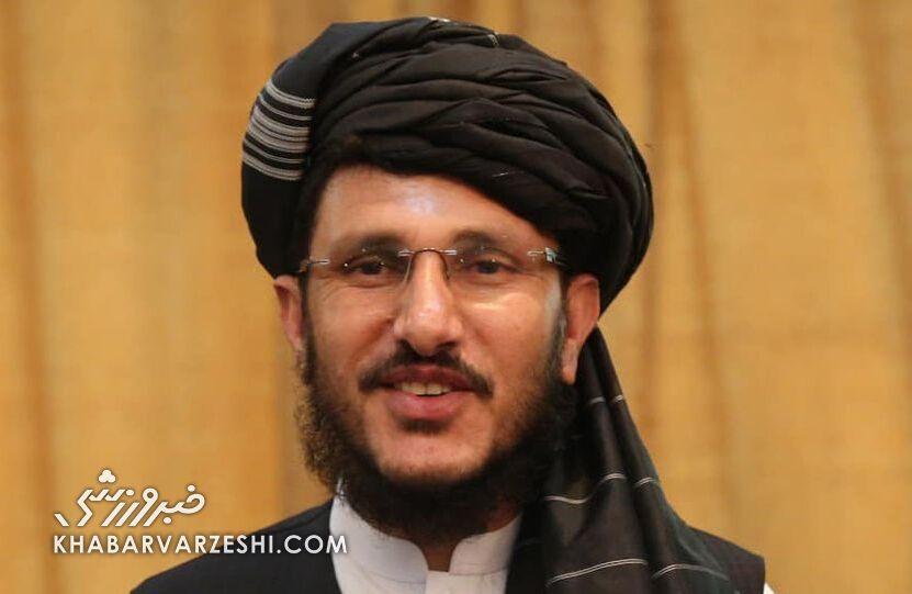 رئیس کمیته ملی المپیک افغانستان از سوی طالبان مشخص شد