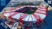 ویدیو| استادیوم های حاضر در سوپر لیگ یونان فصل ۲۰۲۱/۲۲