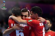 ایران ۹ - ازبکستان ۸/ یوزها به جمع ۸ تیم برتر جام جهانی رسیدند