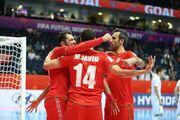 ببینید| پیروزی نفسگیر فوتسال ایران مقابل ازبکستان/ صعود به جمع هشت تیم