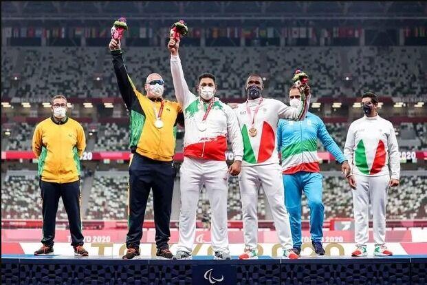 ویدیو  کری جالب فوتبالی بین مدال آوران پارالمپیک