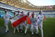 گزارش تصویری| جشن صعود دختران ایرانی به جام ملتهای آسیا
