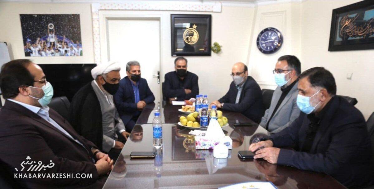 جلسه حیاتی که نشست مدیران استقلال را لغو کرد