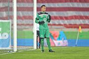 ویدیو| تمجید AFC از واکنش حامد لک مقابل استقلال تاجیکستان