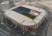 عکس| ابتکار جالب قطریها در ساخت ورزشگاه/ استادیومی که بعد از جام جهانی ناپدید میشود