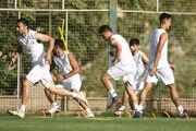 نظارت ویژه کادر فنی استقلال روی بازیکنان/ فوتبال اصلیترین برنامه آبیها