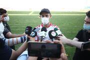 گلمحمدی: سرم به کار خودم گرم است؛ از هیئت مدیره خبر ندارم!/ کمال و شجاعی بازی با الهلال را از دست دادند