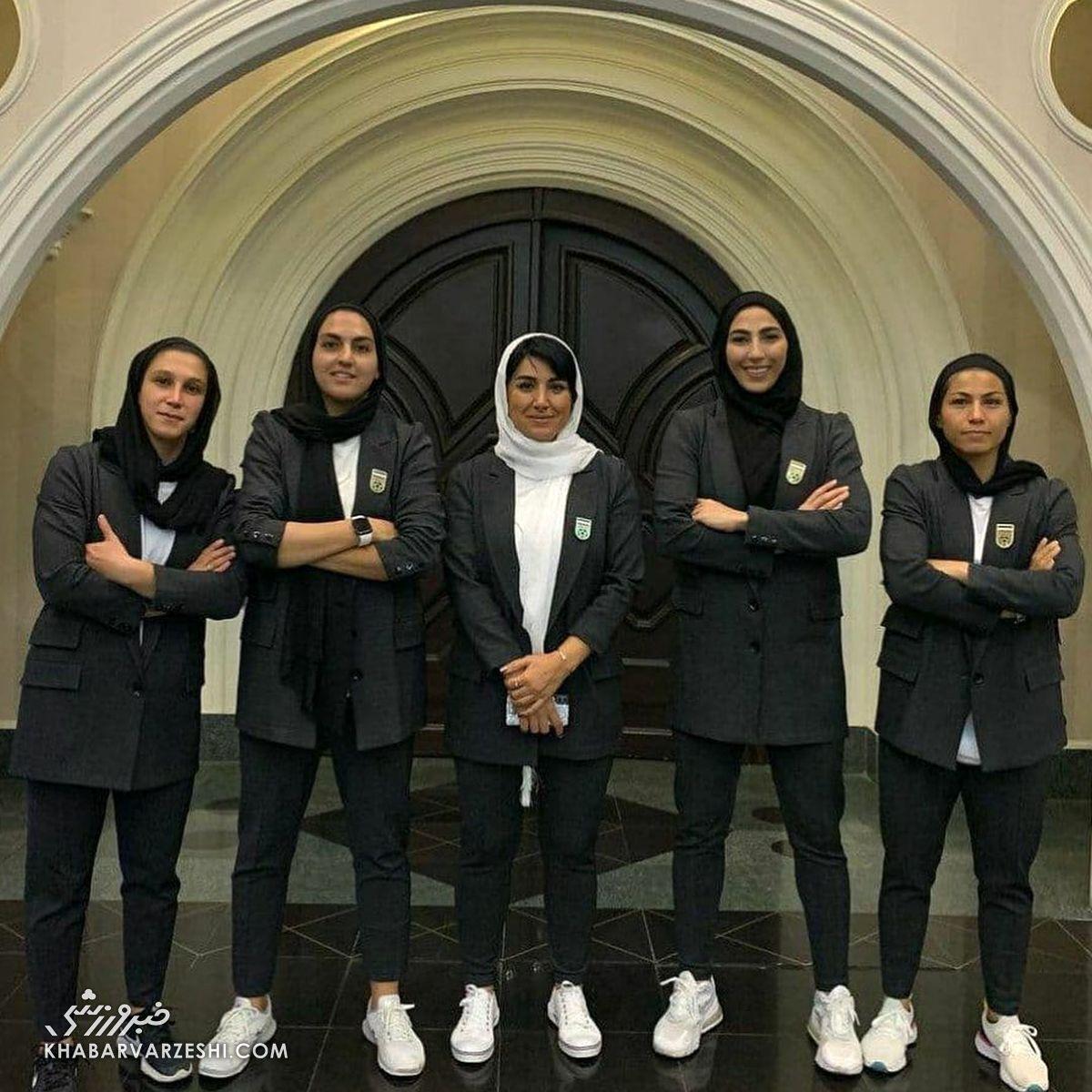 خوب شد با لباس های متحدالشکل وارد ازبکستان شدیم/ عده ای شروع به بهانه گیری کردند!