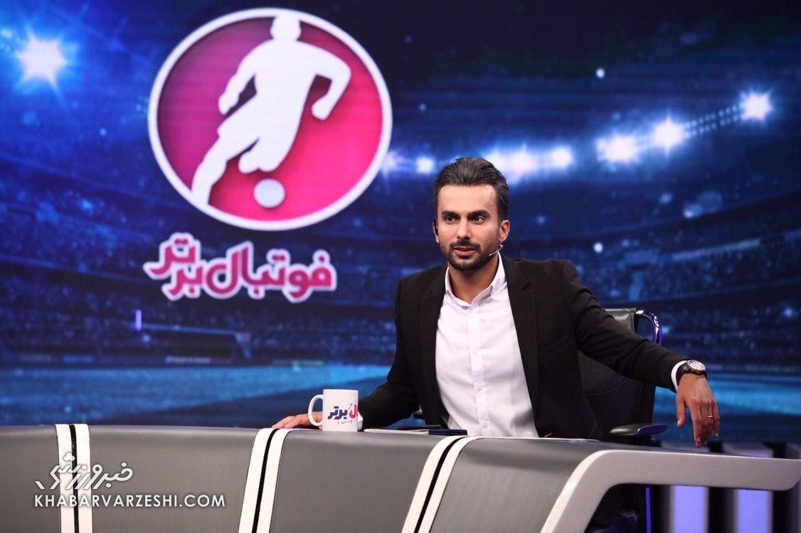 محمدحسین میثاقی - فوتبال برتر