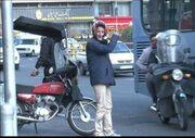 عکس| مدافع سابق پرسپولیس چادرنشین شد/ شرایط عجیب ستاره سابق تیم ملی