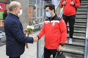 تیم ملی فوتسال ایران به کشور بازگشت