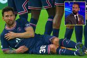 مسی روی زمین خوابید؟/ من بودم جای او میخوابیدم!