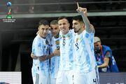 آرژانتین ۲ - برزیل ۱/ سلسائو تسلیم شد، آلبیسلسته به فینال رسید
