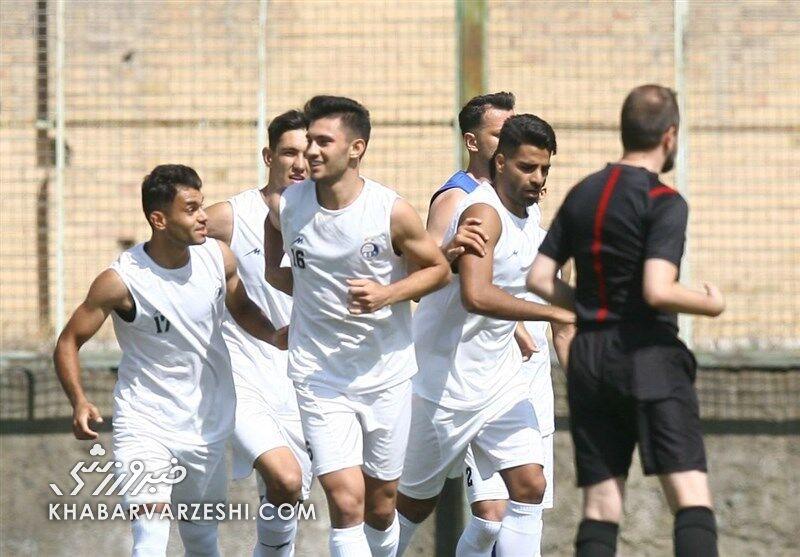فوتبال درون تیمی شاگردان مجیدی؛ خرید جدید نیامده گلزنی کرد