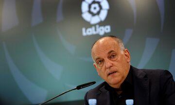 رئیس رئالمادرید نمیخواهد لالیگا پیشرفت کند!/ مسی میتوانست در بارسلونا بماند اگر ...