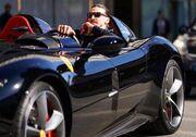تصاویر کلکسیون ماشین زلاتان ایبراهیموویچ/ عاشق سرعت ایتالیایی و ماشینهای خاص