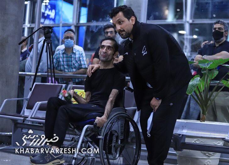 ناگفتههای پیروزی حسن یزدانی بر دیوید تیلور/ حضور دبیر و سوریان دخالت نبود