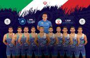 روسیه قهرمان و ایران نایب قهرمان مسابقات جهانی کشتی فرنگی شدند