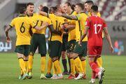استرالیا ۳ - عمان ۱/ شکست دوم شاگردان برانکو