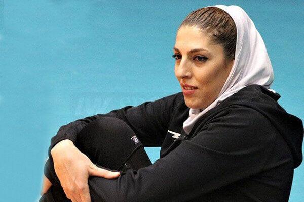 عکس| یک ایرانی بهترین مدافع والیبال زنان آسیا شد