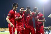 امارات ۰ - ایران ۱/ معجزه VAR و فرشته نجاتی به نام طارمی/ شجاع خلیلزاده ۲ دقیقه از بازی کره محروم شد!
