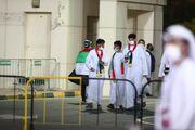 تصاویر  تیپ و تجهیزات هواداران اماراتی در دیدار تیم ملی ایران
