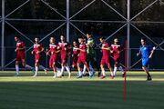 تیم ملی در غیاب ۱۲ بازیکن تمرین کرد