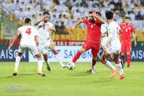 احمد نوراللهی؛ امارات - ایران