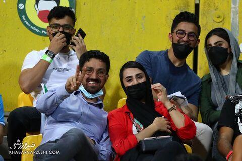 هواداران ایران؛ امارات - ایران