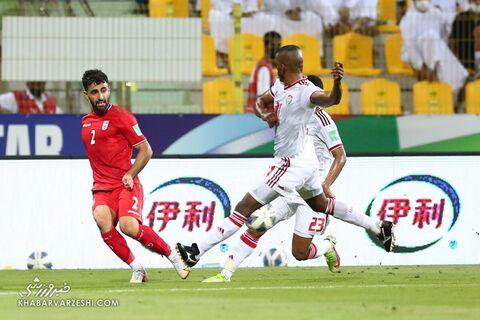 صادق محرمی؛ امارات - ایران
