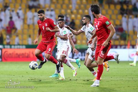مهدی طارمی؛ امارات - ایران