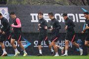 آخرین وضعیت مصدومان کرهجنوبی پیش از بازی با ایران