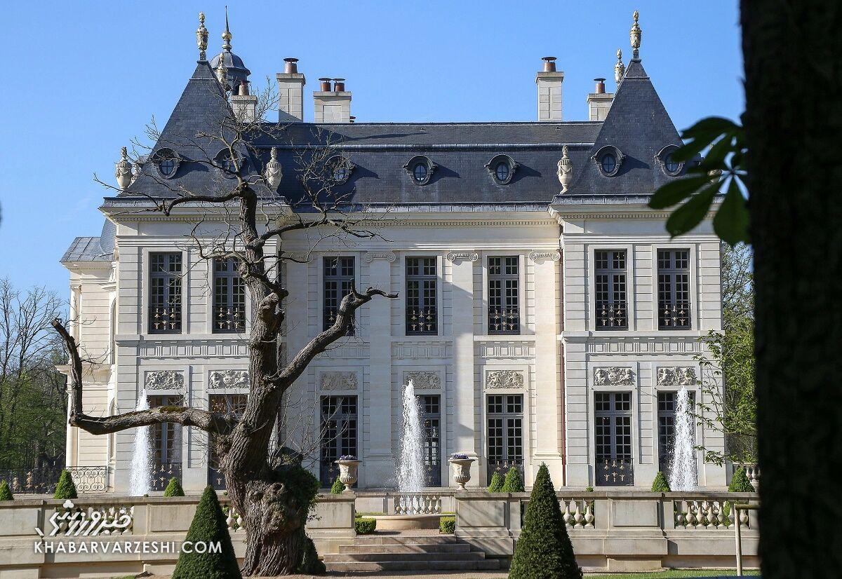 قصر محمد بنسلمان در فرانسه