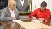 رقم قرارداد گل محمدی با پرسپولیس/ ماجرای عجیب تمدید قرارداد؛ یحیی تا ۱۴۰۲ قرارداد داشت!