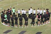 دلگرمی جالب خبرنگار کرهای به بازیکنان؛ به ایران باختید هم مشکلی پیش نمیآید!