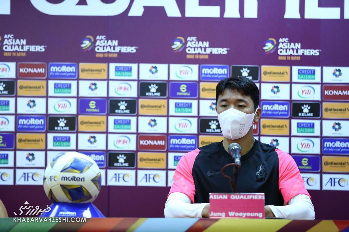 بازیکن کره جنوبی: ایران تیم بسیار قدرتمندی است