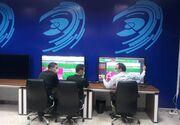 ویدیو  رونمایی از اتاق وی ای آر در بازی ایران و کره جنوبی