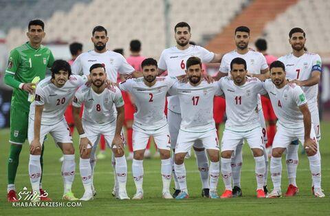 عکس تیمی ایران؛ ایران - کرهجنوبی