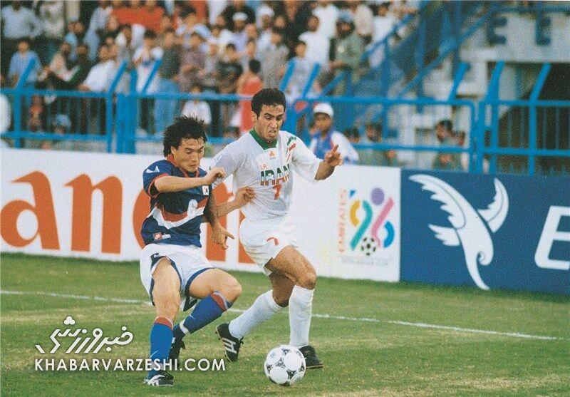 تصاویر| خاطره بازی با ستاره های تیم ملی ایران/ روزی که کره جنوبی ۶ تایی شد